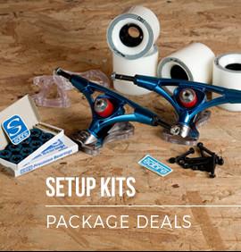 Setup kits