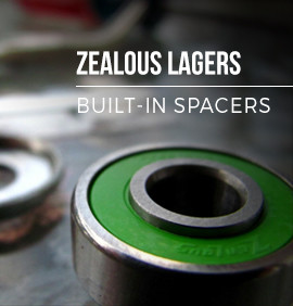 Zealous lagers